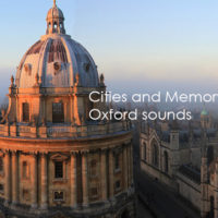 Oxford Sounds - http://citiesandmemory.com/2017/03/oxford-sounds-installation-ashmolean/