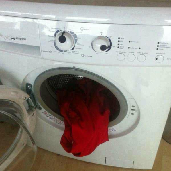 Sick Washer